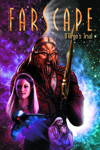 Farscape Uncharted Tales TPB Vol. 02 Dargos Trial