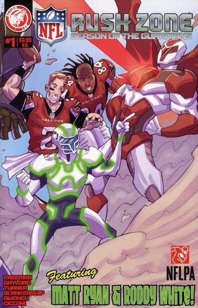 NFL Rush Zone Season Of The Guardians #1