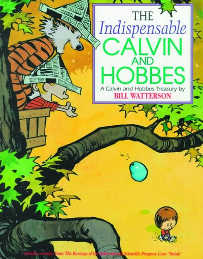 Calvin & Hobbes Indispensable SC New Printing