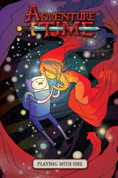 Adventure Time Original GN Vol. 01 Playing Fire (New Edition)