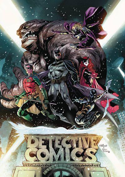 Detective Comics comics at TFAW.com
