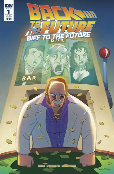 Back to the Future Biff to the Future #1 (of 6) (Subscription Variant)