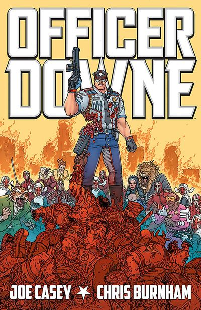 Officer Downe TPB