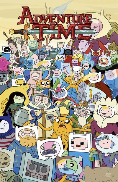 Adventure Time TPB Vol. 11