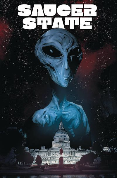 Saucer State TPB