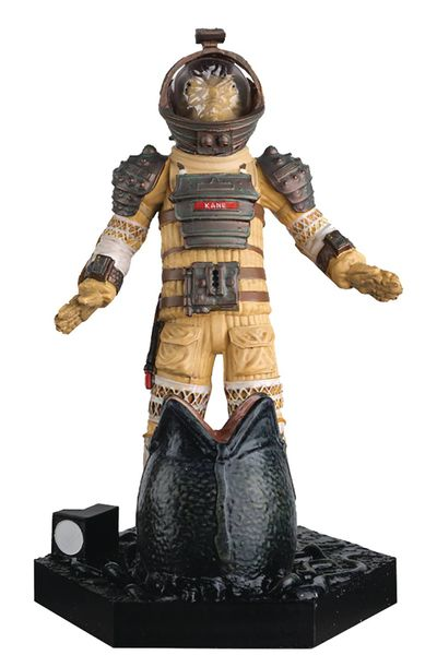 Alien Predator Figure Coll Mag #27 Kane From Alien