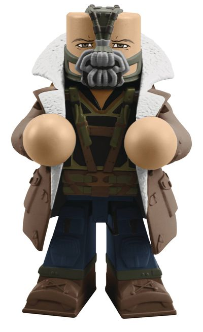 DC Comics Batman Dark Knight Bane Vinimate