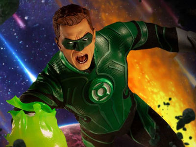 One-12 Collective DC PX Green Lantern Hal Jordan AF