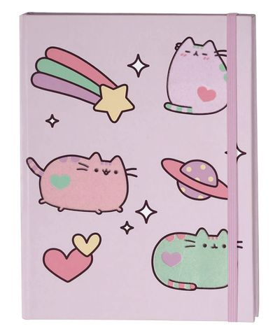 Pusheen Pastel Journal