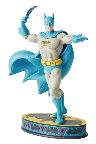 UPC 028399156924 product image for DC Heroes Silver Age Batman Figurine | upcitemdb.com