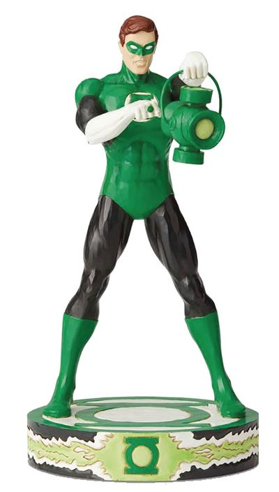 UPC 028399156948 product image for DC Heroes Silver Age Green Lantern Figurine | upcitemdb.com