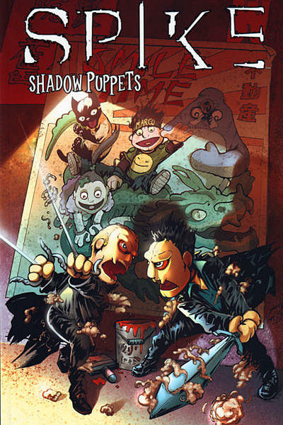 Spike Shadow Puppets TPB