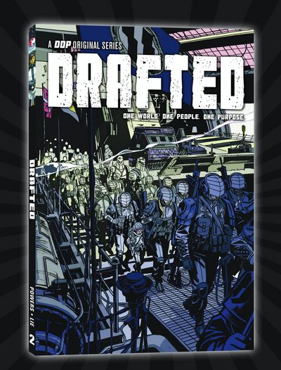 Drafted TPB Vol. 02
