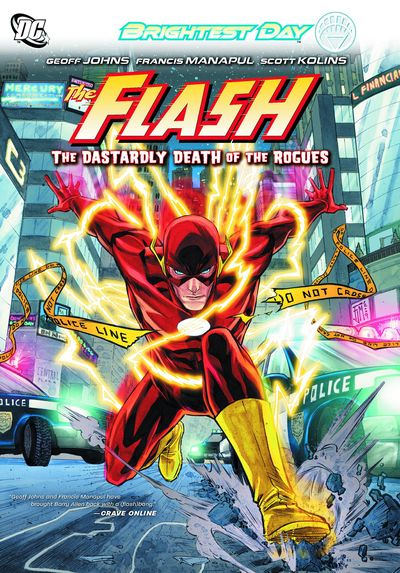 Flash TPB Vol. 01 The Dastardly Death of the Rogues