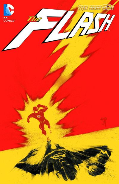 Flash TPB Vol. 04 Reverse