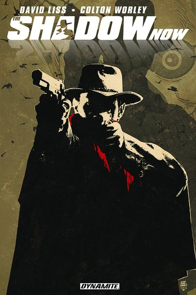 The Shadow Now TPB