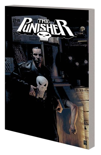 Punisher MAX Vol. 1 Cover
