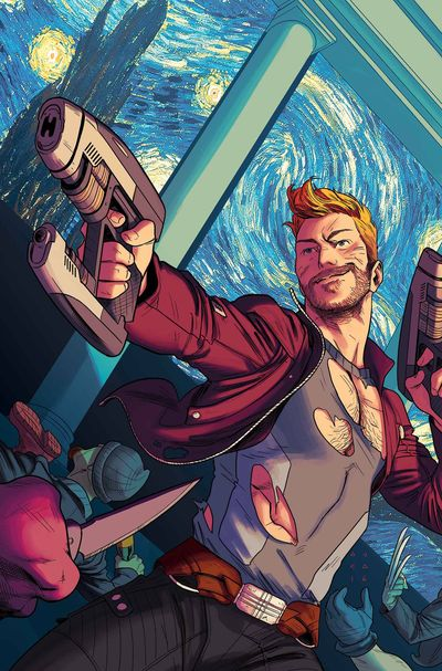 Star Lord comics at TFAW.com