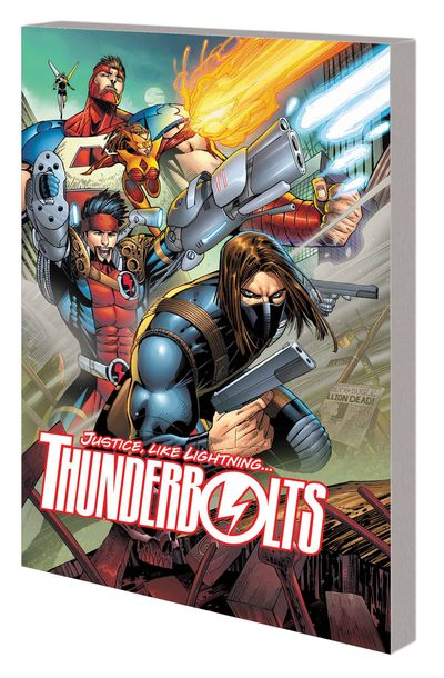 Thunderbolts TPB Vol. 01 There Is No High Road