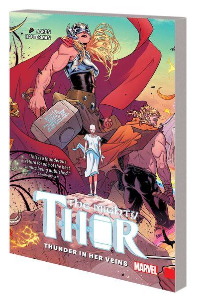 Mighty Thor comics at TFAW.com