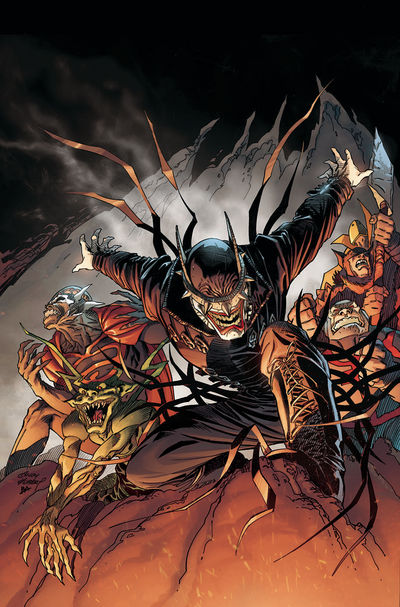 Dark Nights Metal #5 (of 6) (Kubert Variant)