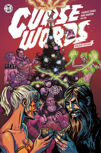 Curse Words Holiday Special #1 (Cover A - Browne)