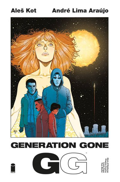 Generation Gone TPB Vol 01