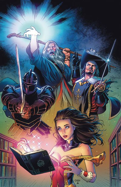 Grimm Fairy Tales #13 (Cover A - Chen)