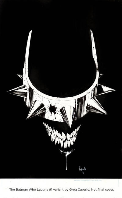Batman Who Laughs #1 (of 6) (Capullo Variant)