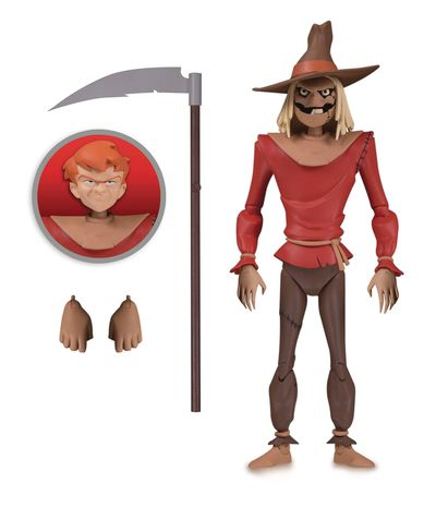 Batman Animated Scarecrow Action Figure