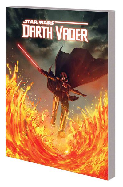 Star Wars Darth Vader Dark Lord Sith TPB Vol 04 Black Fortres