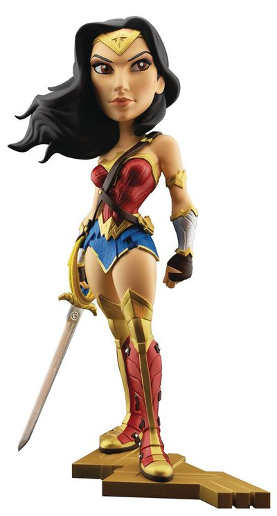 Gal Gadot as Wonder Woman 7in Vinyl Figure