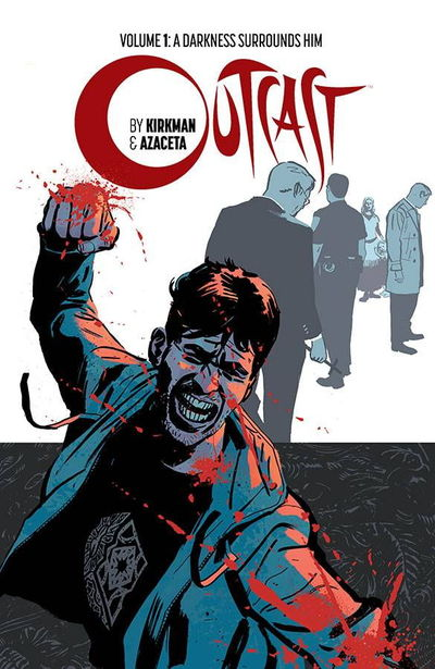 Outcast Vol. 1 Cover