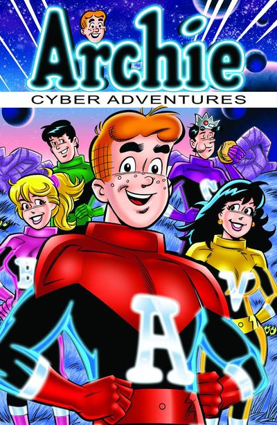 Archie Cyber Adventures TPB