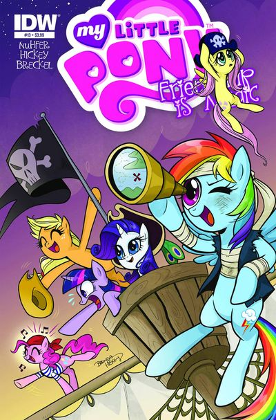My Little Pony Friendship Is Magic #13