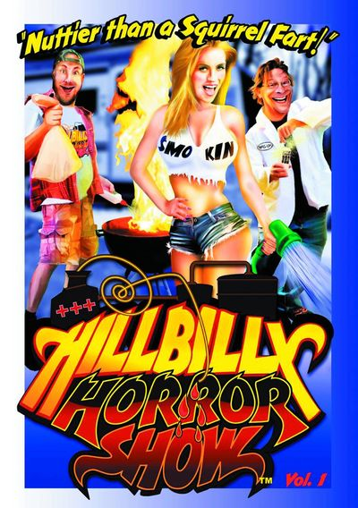 Hillbilly Horror Show DVD Vol. 01
