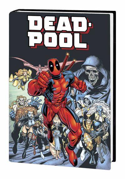 Deadpool Classic Omnibus HC Vol. 01