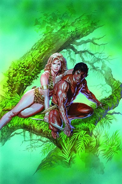 Lords of the Jungle TPB