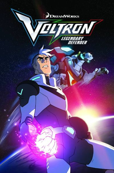 Voltron Legendary Defender #5 (of 5)