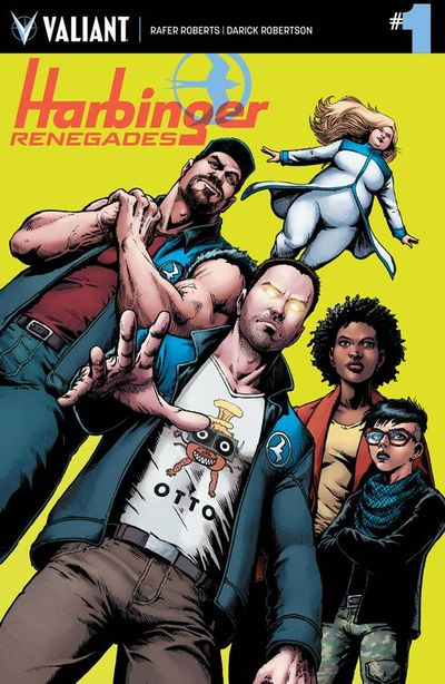 Harbinger Renegades comics at TFAW.com