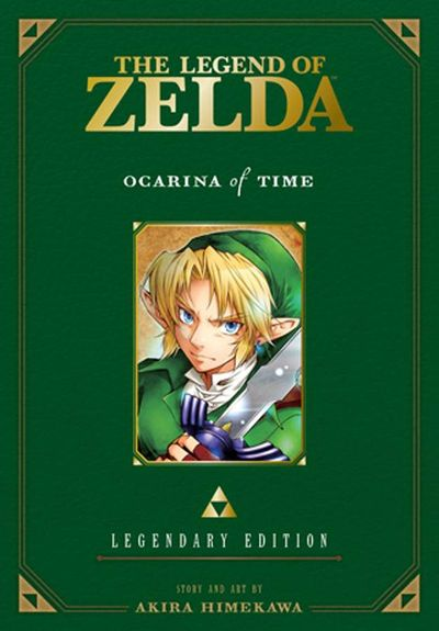 Legend of Zelda manga at TFAW.com