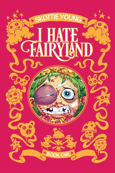 I Hate Fairyland Deluxe HC Vol 01