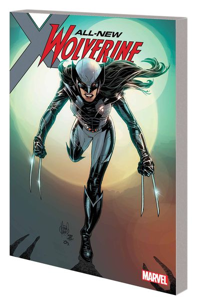 All New Wolverine TPB Vol 04 Immune
