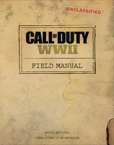 Call of Duty WWIIField Manual HC