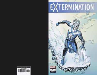 Extermination #5 (of 5) (Hawthorne Connecting Variant)