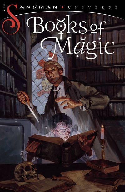 Books of Magic #14