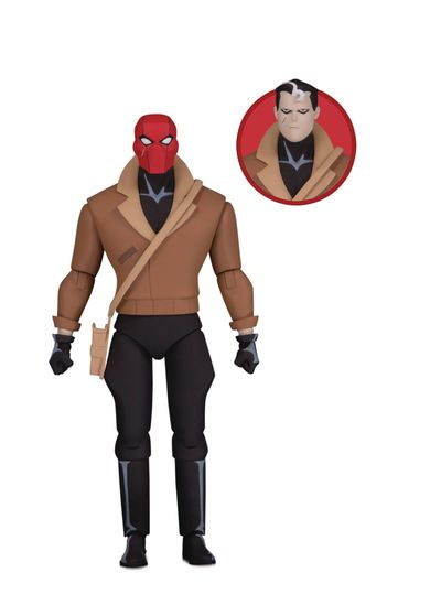 Batman: The Adventures Continues - Red Hood Action Figure