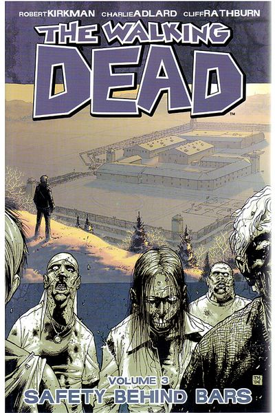 Walking Dead Vol. 3 Cover