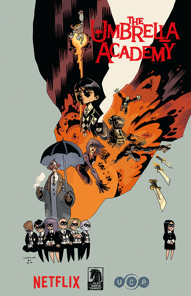 Umbrella Academy - Netflix
