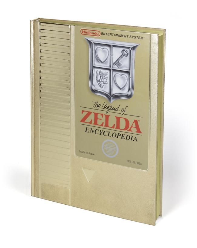 The Legend Of Zelda Encyclopedia Goes Golden Blog Dark Horse Comics
